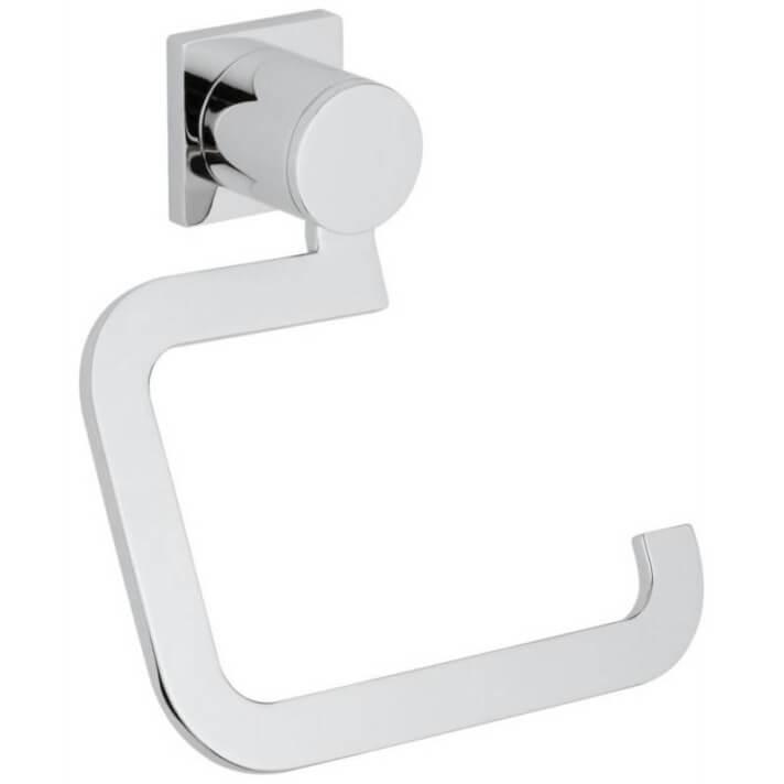 Support rouleau papier toilette sans couvercle Grohe Allure