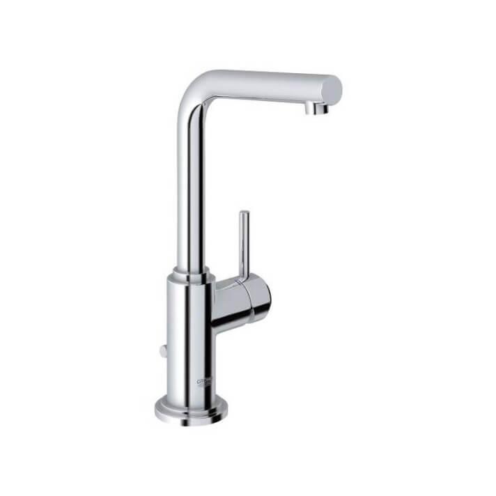 Robinet de lavabo droit Atrio L Grohe
