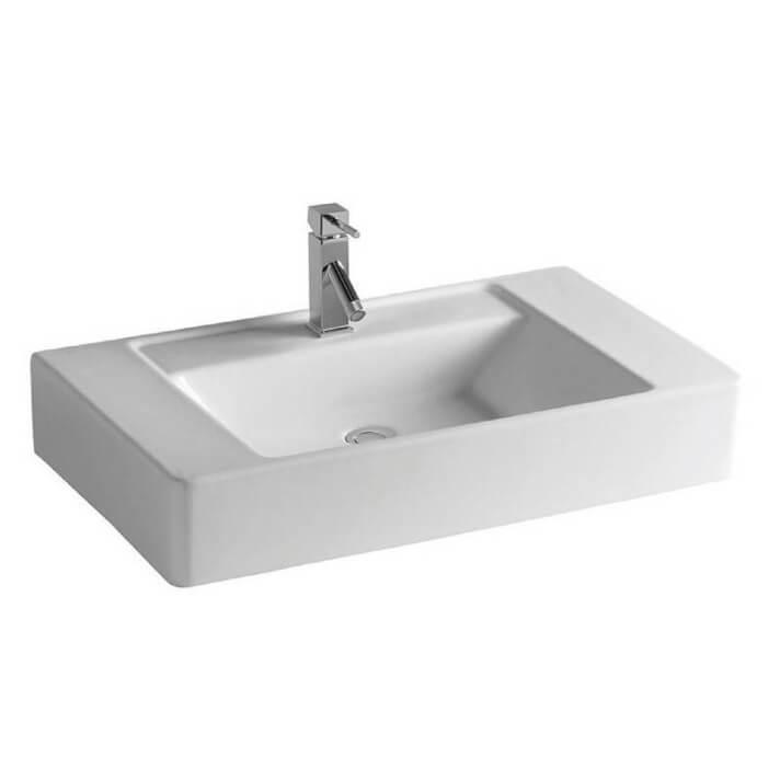 Vasque à poser Gala Casual 80 x 47,5 cm