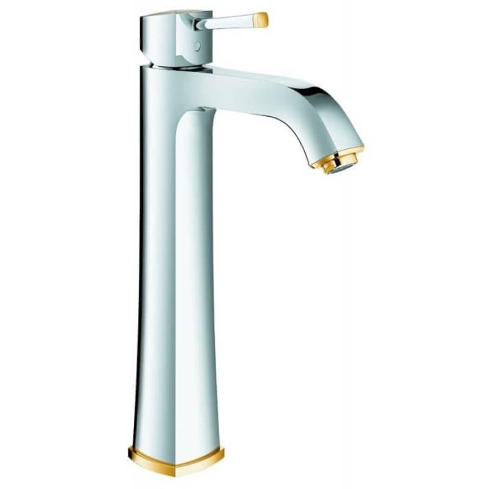 Robinet de lavabo Grandera XL Or Grohe
