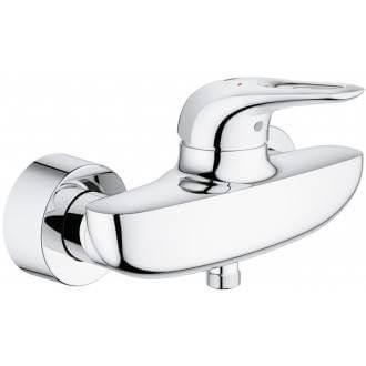 Grifo de ducha de palanca con hendidura Grohe Eurostyle