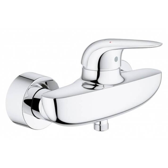 Robinet de douche avec levier plein Eurostyle Grohe