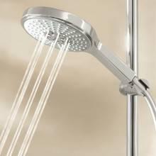 Conjunto de ducha con barra de 60 cm Grohe...