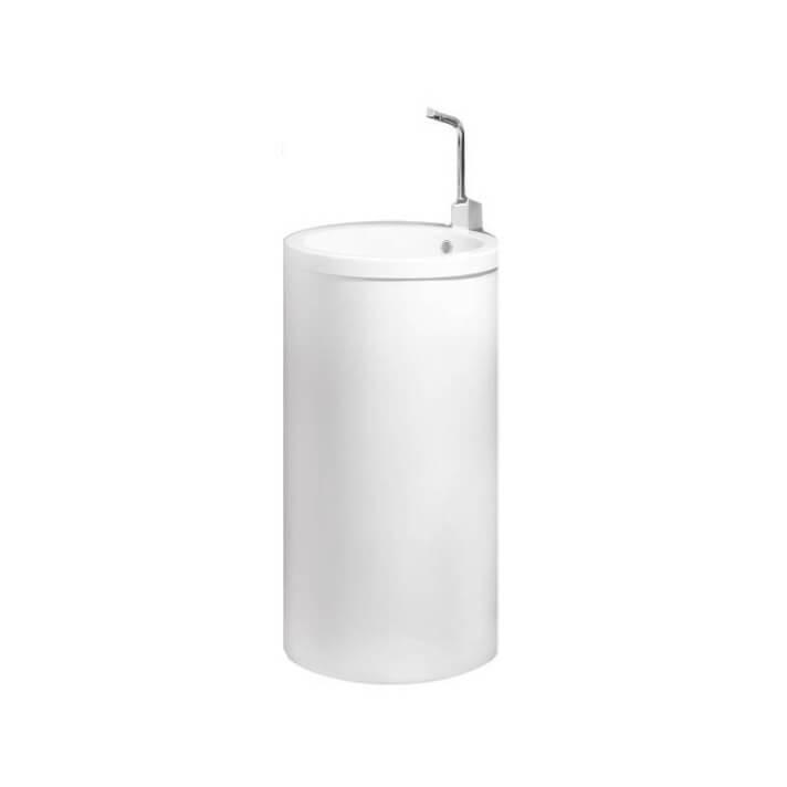 Lavabo sur colonne WCA Sanindusa