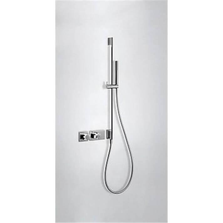 Conjunto de ducha termostático 2 vías TRES BR