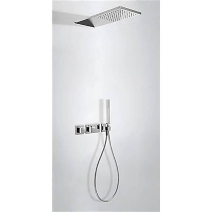 Kit de ducha termostático 2 vías TRES R