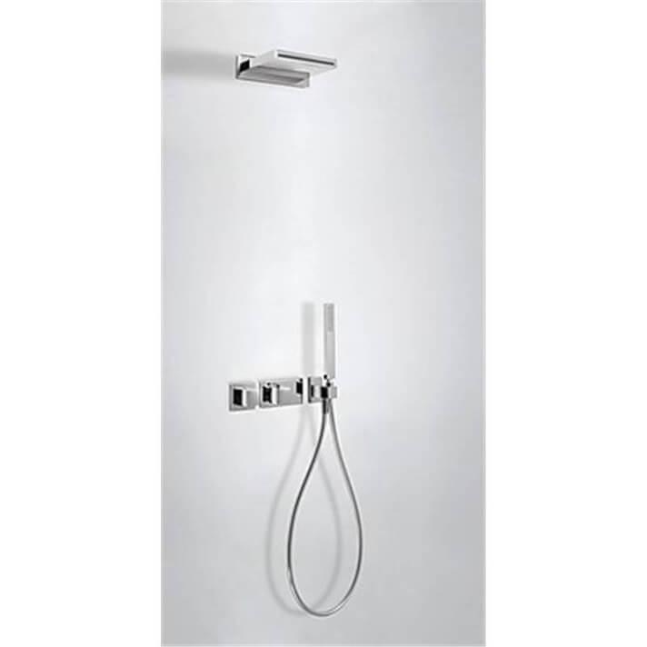 Kit de ducha termostático Cascada TRES