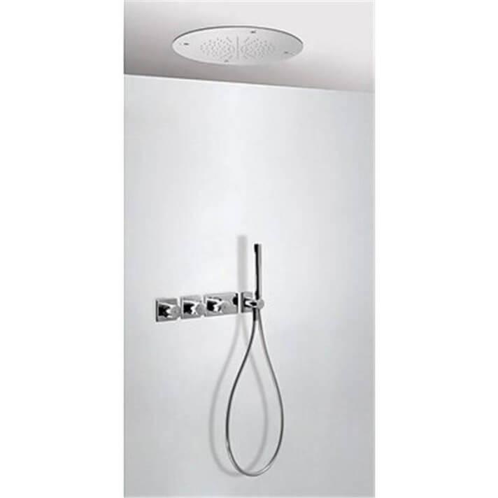 Kit de ducha termostático Nebulizador 3 vías TRES EC