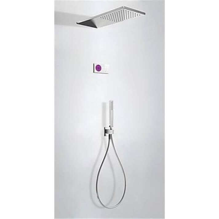 Kit de ducha termostático electrónico TRES R