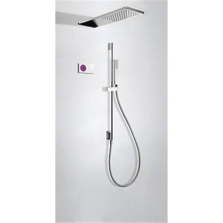 Kit de ducha termostático electrónico TRES R+