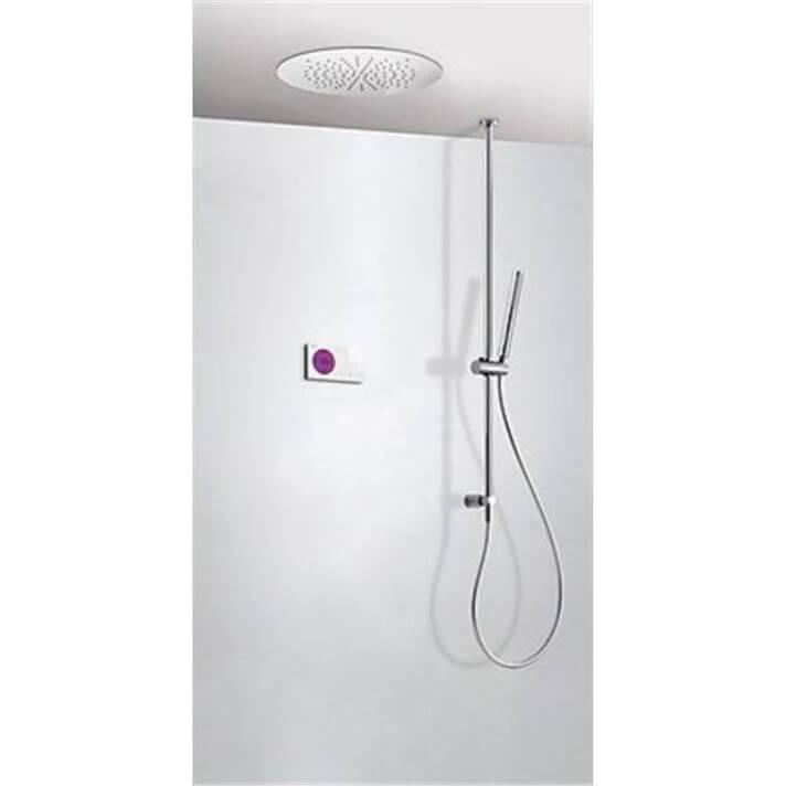 Kit de ducha termostático electrónico TRES BTC