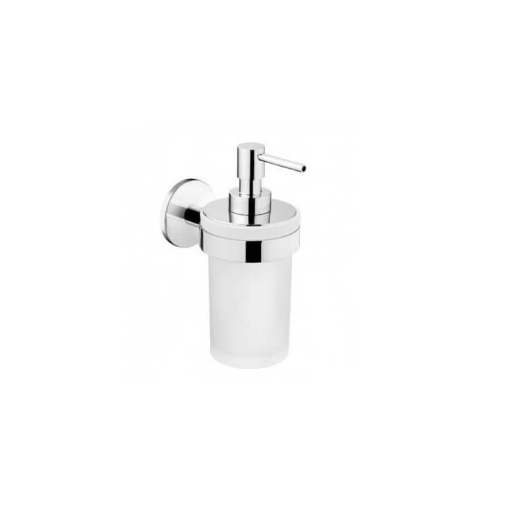 Dispenser in vetro Duo round BATH+