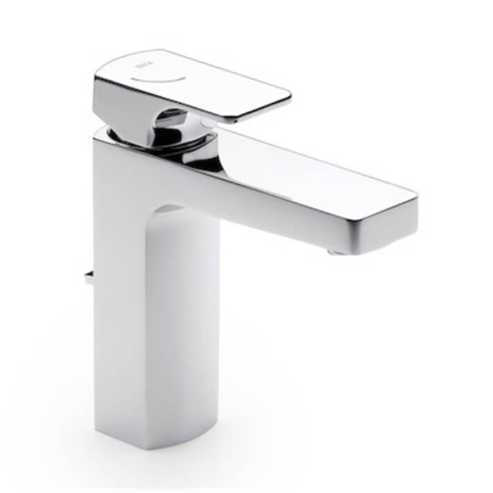 Grifo de lavabo desagüe automático L90 Roca