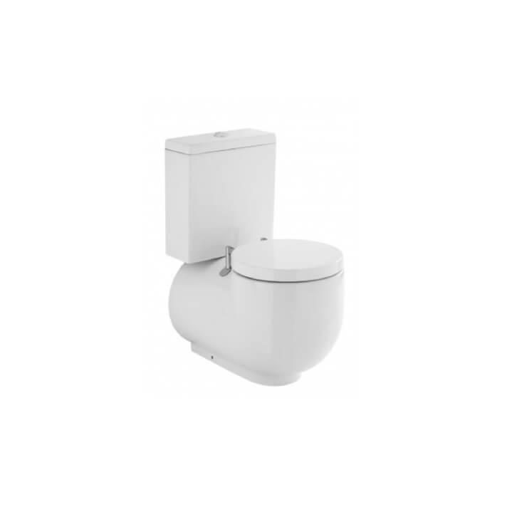 WC réservoir bas WCA Sanindusa