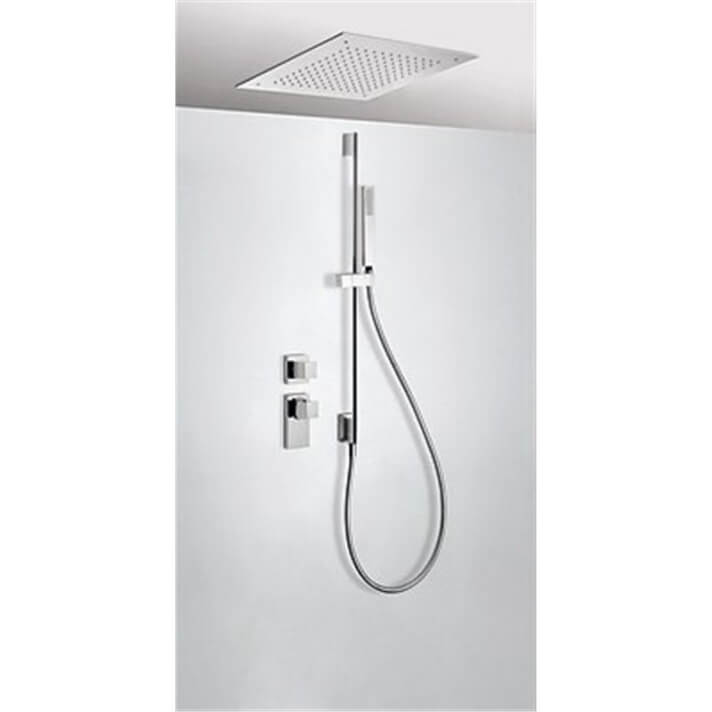 Kit de ducha termostático RTB CUADRO-TRES