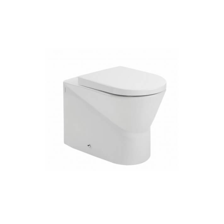 WC réservoir haut URBY COMPACT Sanindusa