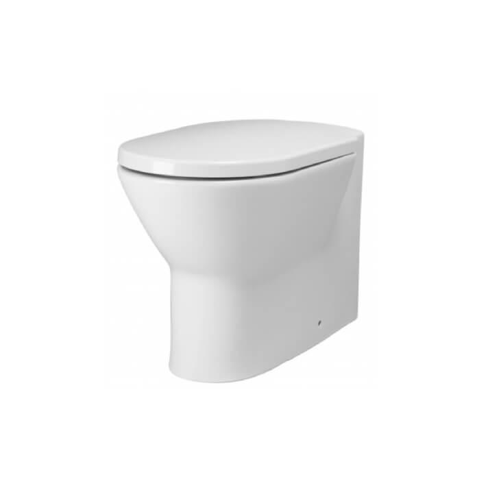 Sanita tanque alto com tampa e assento NEW DAY - Unisan Sanindusa