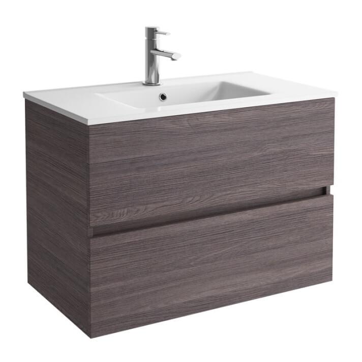Conjunto baño FUSSION LINE 800 Alsacia SALGAR