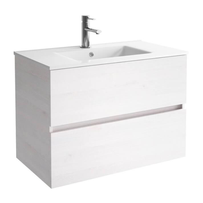 Conjunto baño FUSSION LINE 1000 Sbiancato SALGAR