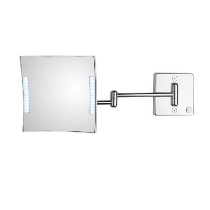 Miroir grossissant QUADRO LED 2