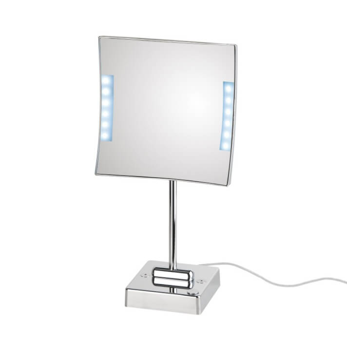 Espejo de aumento QUADRO LED 3