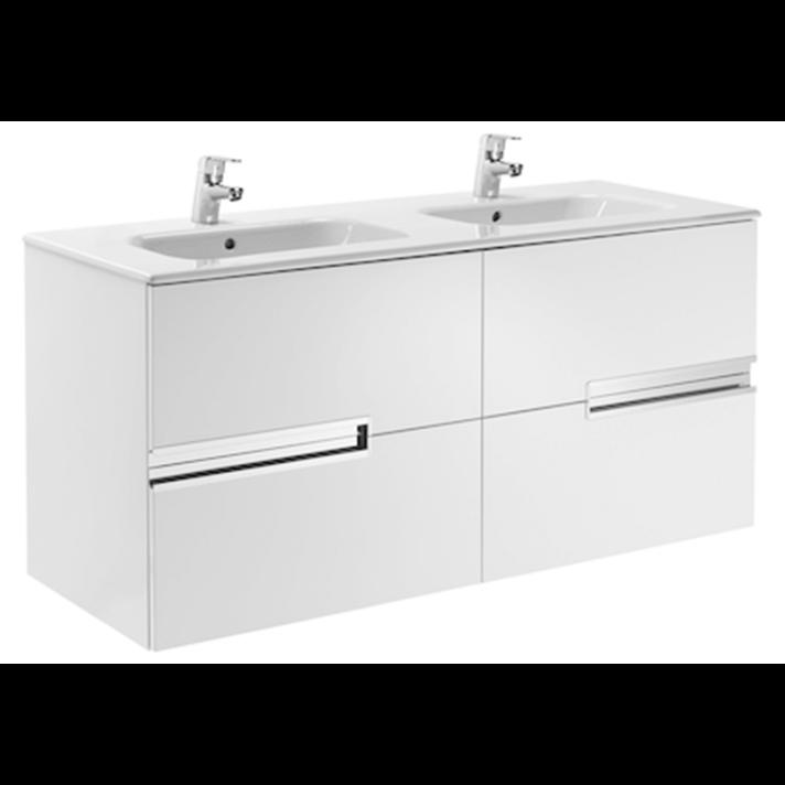 Mueble Unik blanco 120cm Victoria-N Roca