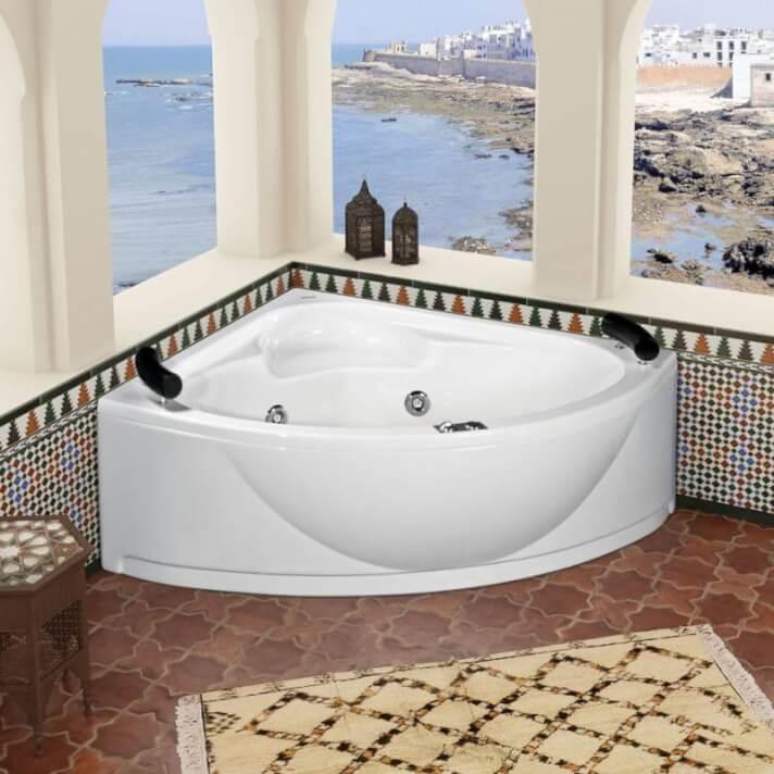 Vasca da bagno 140 cm Ónix Oasis Star