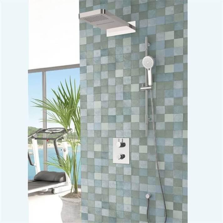 Conjunto ducha ELEMENT Oasis Star