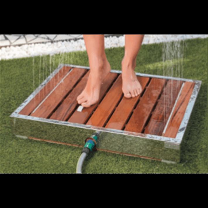 Piatto doccia da giardini CHÉVERE Oasis Star