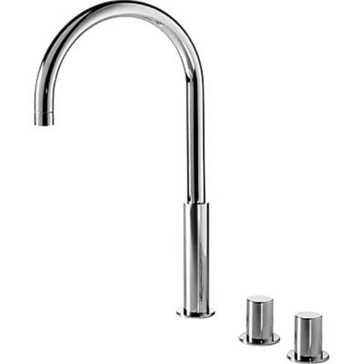 Grifo de lavabo Max-Tres bimando 37,3cmx27cm