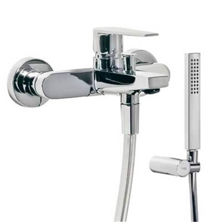 Grifo de bañera-ducha Class-Tres con maneta