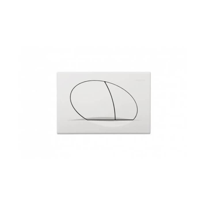 Placa de acionamento em branco ORANGE - Unisan Sanindusa