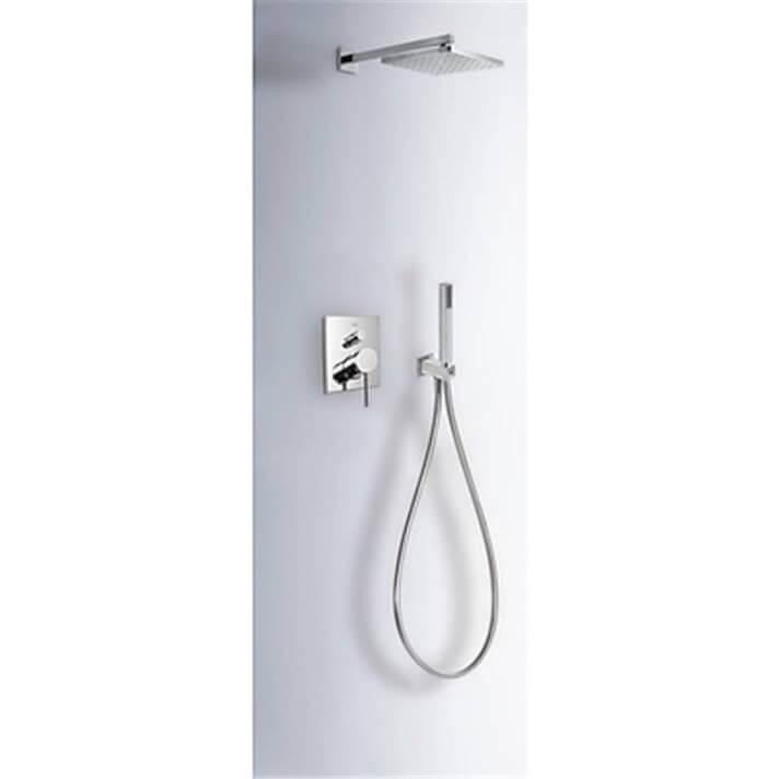 Kit de ducha empotrado MONO-TERM Tres