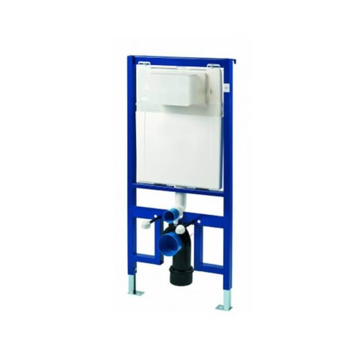 Cisterna SANSPACE con soporte Unisan