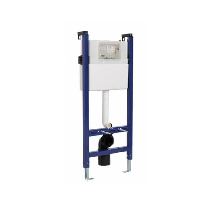 Cisterna SANFIX con soporte Unisan