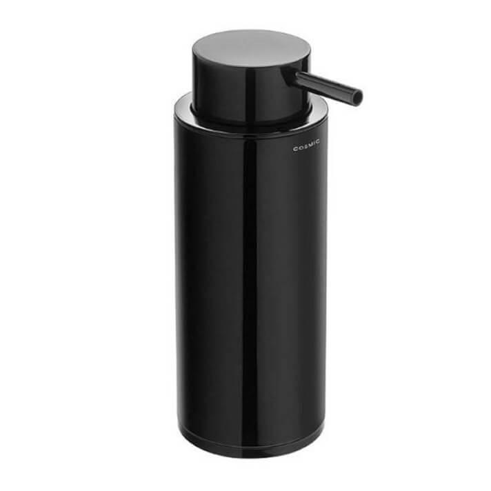 Distributeur de savon sur plan noir COSMIC