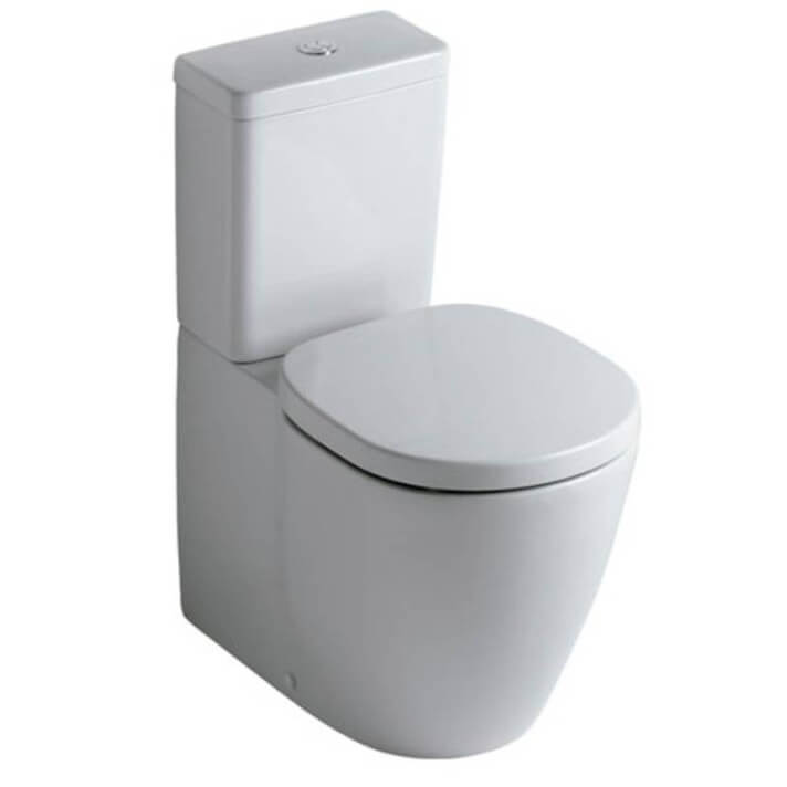 Vaso WC completo Cubico CONNECT Ideal Standard