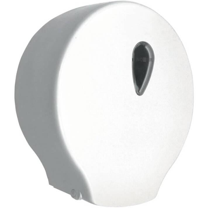 Portarrollos Industrial classic ABS blanco NOFER