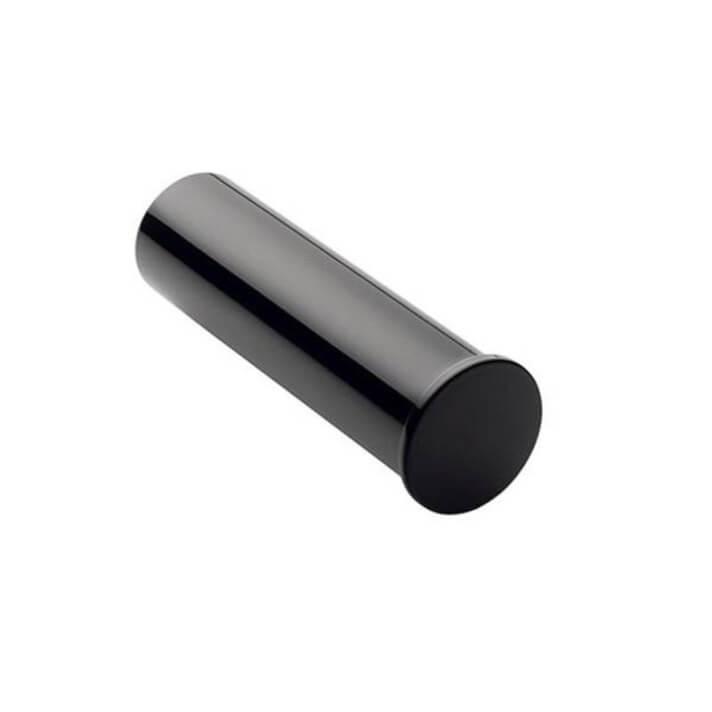 Porta rolos de papel higiénico Simple Black COSMIC