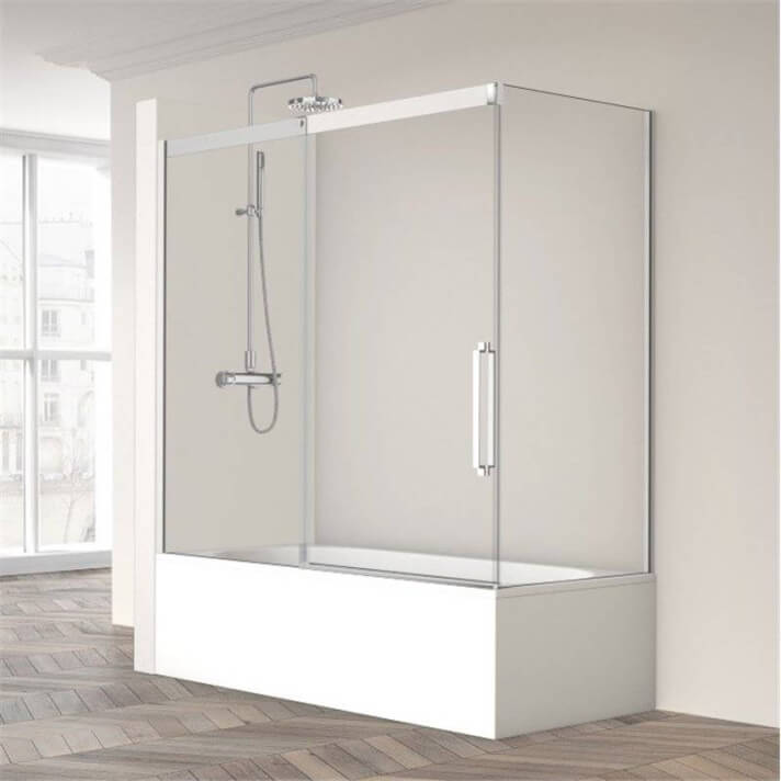Mampara de bañera Vita-110+190
