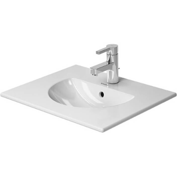 Lavabo para mueble 53 Darling New Duravit