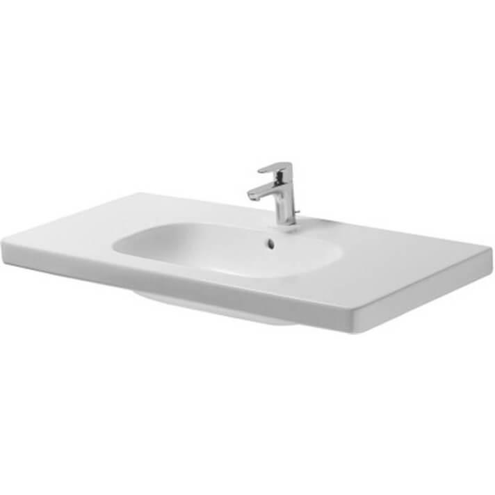 Plan vasque pour meuble 105 D-Code Duravit