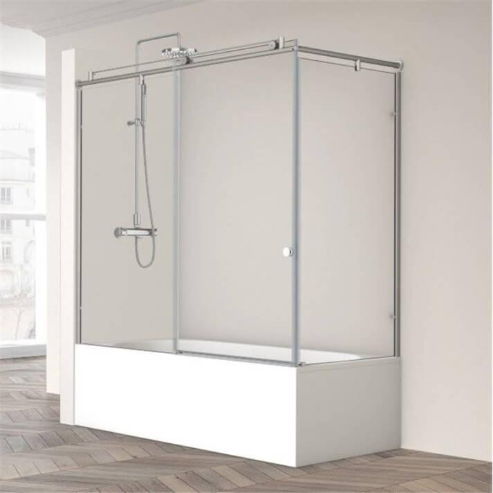 Mampara de bañera Steel-201