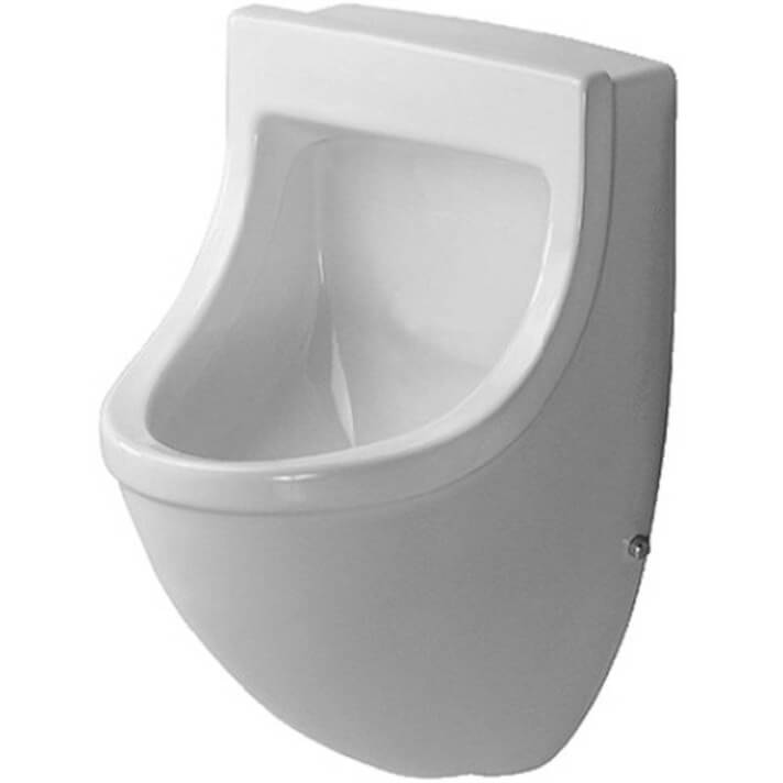 Urinario Starck 3 alimentación posterior DURAVIT
