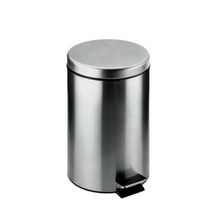 Cesto Lixo aço 5L ARCHITECH COSMIC
