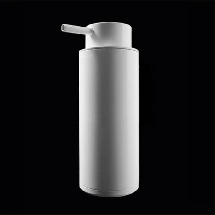 Dispenser sapone bianco COSMIC