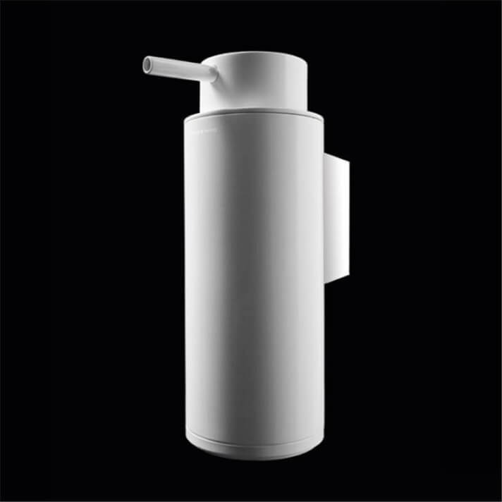 Distributeur de savon mural blanc COSMIC