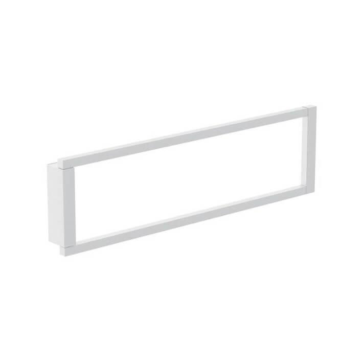 Porte-serviettes anneau blanc XL the grid COSMIC