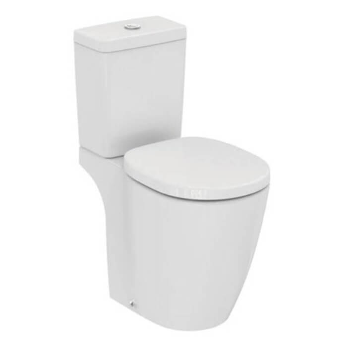Vaso WC completo CONNECT FREEDOM Cubico Ideal Standard