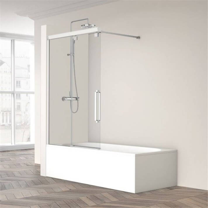 Mampara de bañera Vetro-150